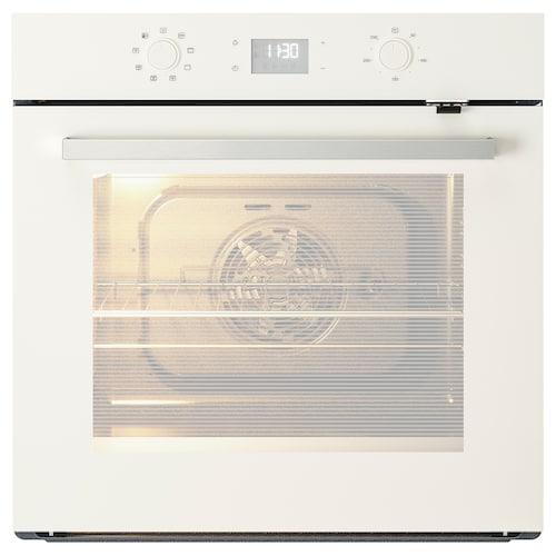 BEJUBLAD forced air oven white glass 59.5 cm 55.5 cm 59.5 cm 0.9 m 30.00 kg