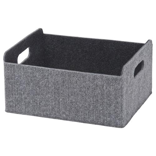BESTÅ box grey 25 cm 31 cm 15 cm 5 kg