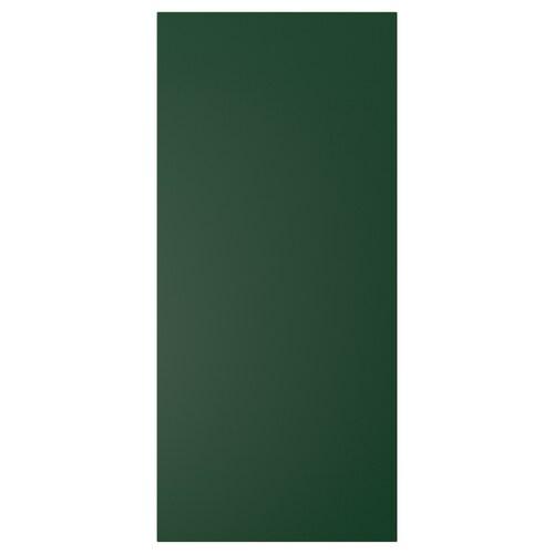 BODBYN cover panel dark green 39.0 cm 86.0 cm 1.3 cm