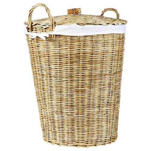 BORSTAD laundry basket 40 cm 40 cm 53 cm 40 cm 10 kg