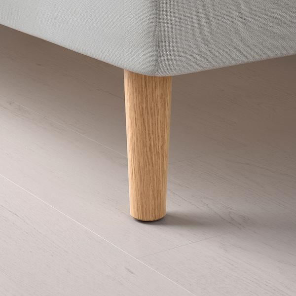 BRYNILEN Leg, oak, 20 cm