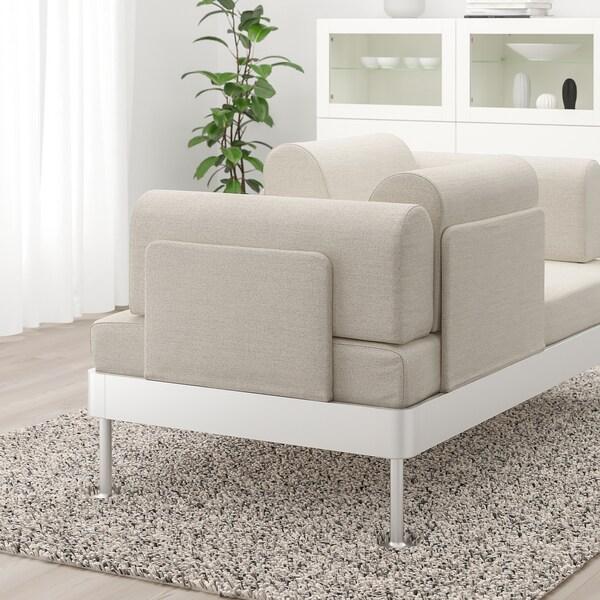 DELAKTIG 2-seat sofa Gunnared beige 79 cm 149 cm 84 cm 45 cm 20 cm 145 cm 80 cm 45 cm