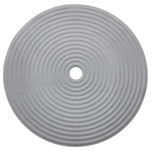 DOPPA shower mat dark grey 46 cm
