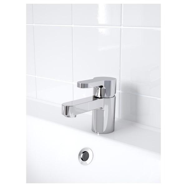 ENSEN خلاط ماء حوض غسيل مع صمام, طلاء كروم