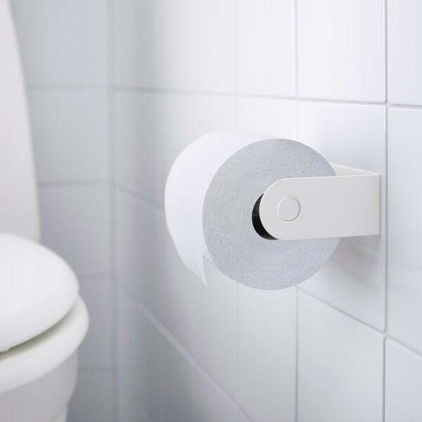 ENUDDEN Toilet roll holder, white