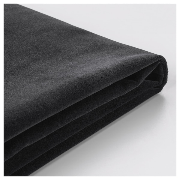 FÄRLÖV Cover for 3-seat sofa, Djuparp dark grey