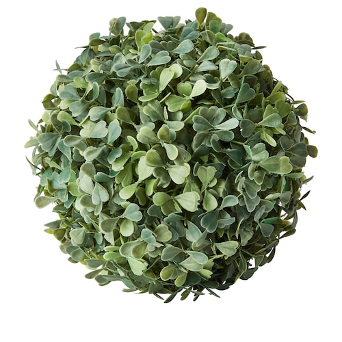 FEJKA artificial plant in/outdoor/Box ball shaped 18 cm