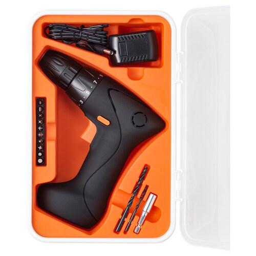 FIXA screwdriver/drill, li-ion 700 g 7.2 V