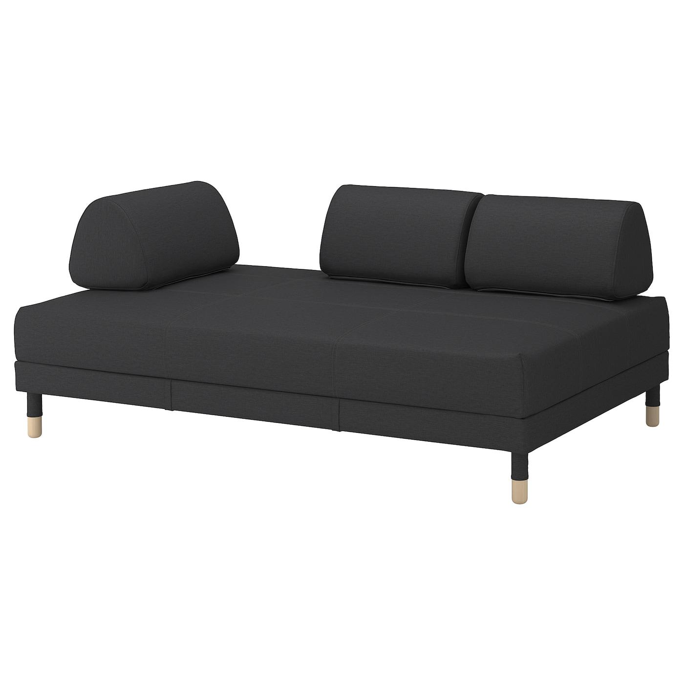 Flottebo Cover Sofa Bed Vissle Dark