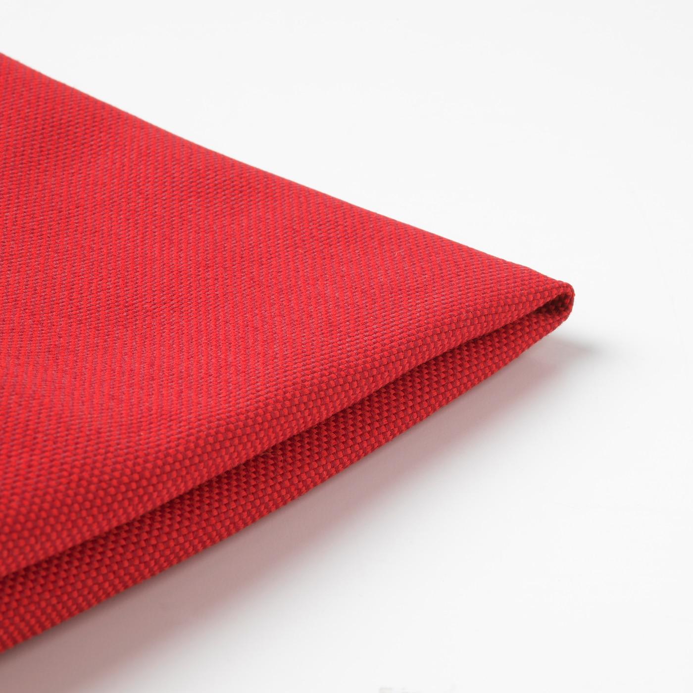 FRÖSÖN غطاء وسادة كرسي, خارجي أحمر, 35 سم