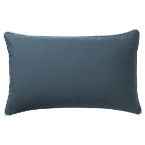 GULLINGEN cushion cover in/outdoor/dark blue 40 cm 65 cm