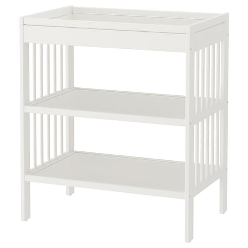 GULLIVER changing table white 82 cm 54 cm 93 cm 11 kg