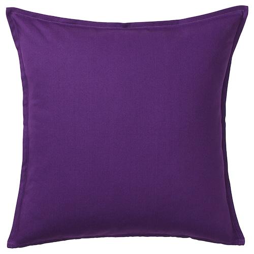 GURLI cushion cover dark lilac 50 cm 50 cm