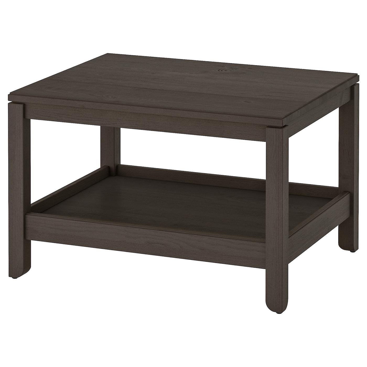 - HAVSTA Coffee Table - Dark Brown - IKEA
