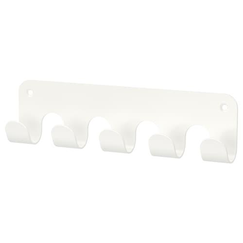 HJÄLPA multi-use hanger white 22.5 cm 6 cm