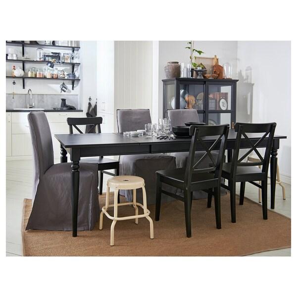 INGOLF كرسي, بني-أسود