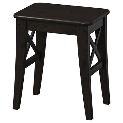 INGOLF مقعد, بني-أسود