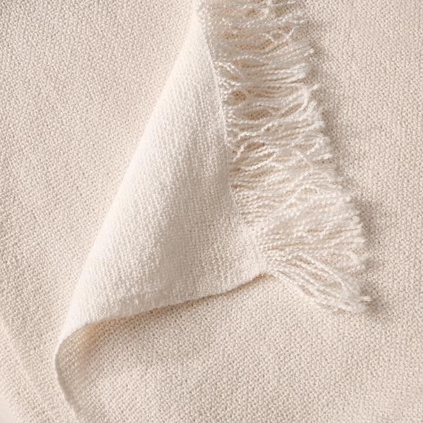 INGRUN throw white 170 cm 130 cm