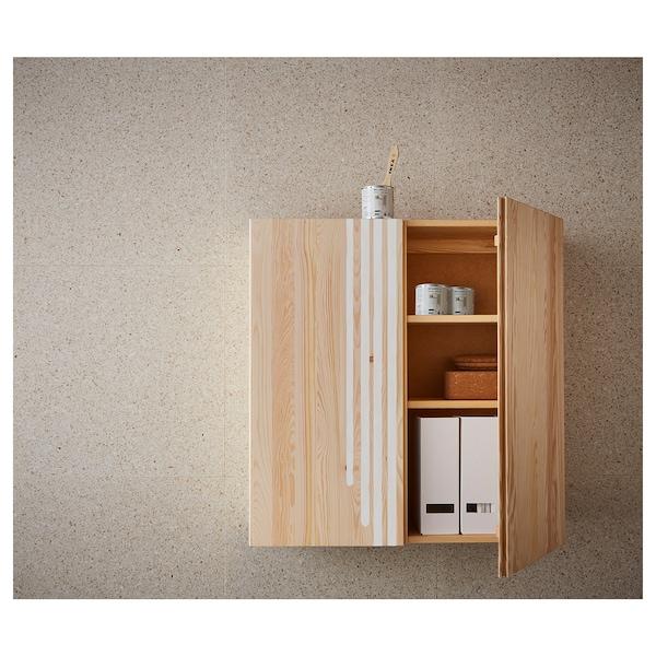 IVAR cabinet pine 80 cm 30 cm 83 cm 50 kg