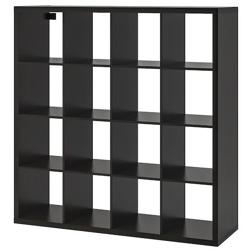 KALLAX shelving unit black-brown 147 cm 39 cm 147 cm 13 kg