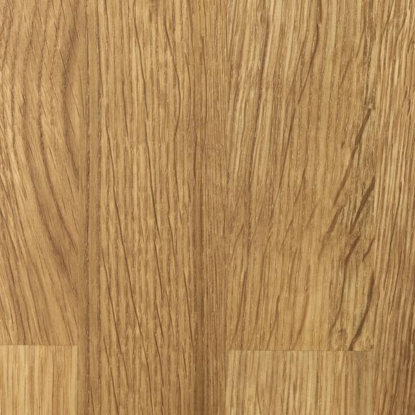 KARLBY سطح عمل, سنديان/قشرة الخشب, 246x3.8 سم