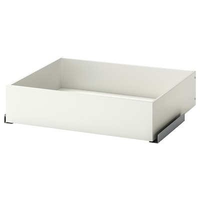 KOMPLEMENT Drawer, white, 75x58 cm