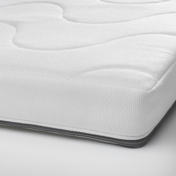 KRUMMELUR foam mattress for cot 120 cm 60 cm 8 cm