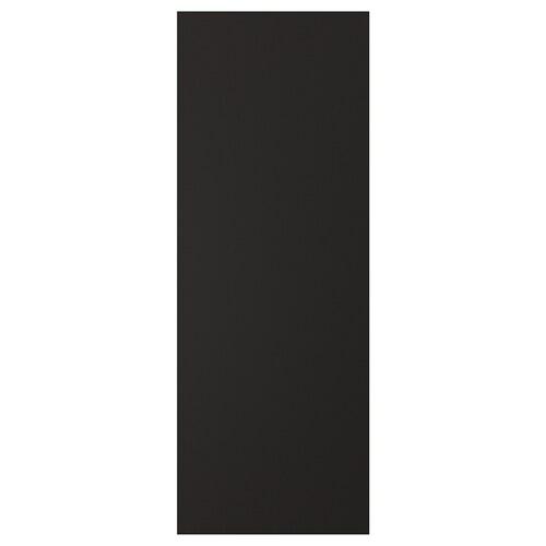 KUNGSBACKA cover panel anthracite 39.0 cm 103 cm 39 cm 103.0 cm 1.5 cm