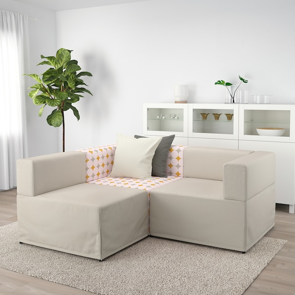 Kungshamn Modular Corner Sofa 2 Seat