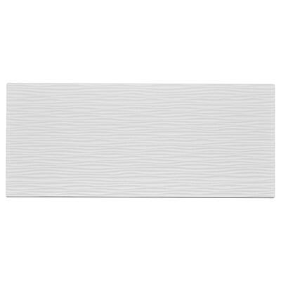 LAXVIKEN Drawer front, white, 60x26 cm