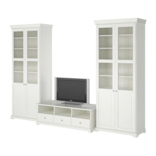 Test Meuble Tv Ikea : Meuble Tv Liatorp Combinaison De Rangement