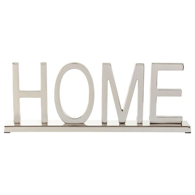 LINDRANDE Decoration, home silver-colour, 11 cm