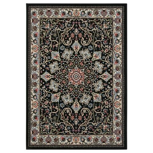 LJÖRRING rug, low pile multicolour 100 cm 70 cm 12 mm 0.70 m² 2350 g/m² 1150 g/m² 9 mm