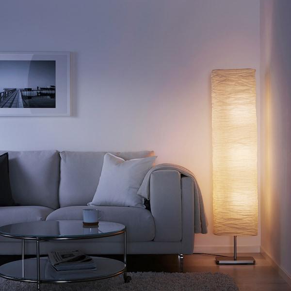 Magnarp Floor Lamp Natural Ikea