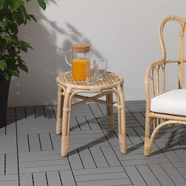 MASTHOLMEN Side table, 42x42 cm