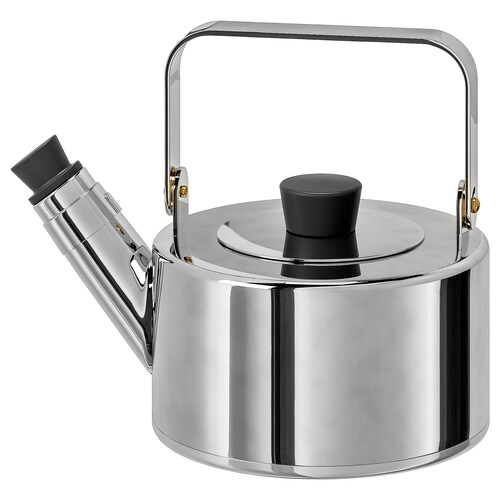 METALLISK kettle stainless steel 1.5 l