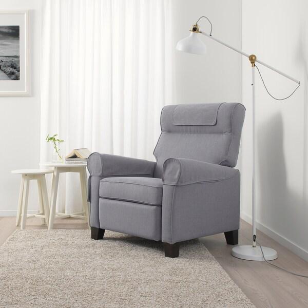 MUREN Recliner Nordvalla medium grey
