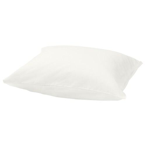 NORDRUTA pillowcase white 86 /inch² 1 pieces 50 cm 60 cm