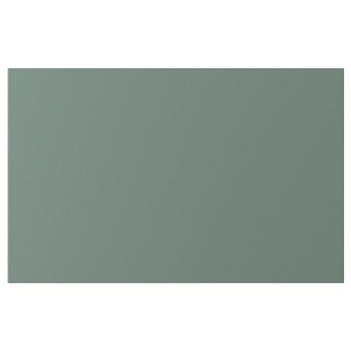 NOTVIKEN door/drawer front grey-green 60 cm 38 cm