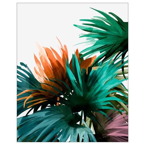 PJÄTTERYD picture Many-coloured leaves 40 cm 50 cm
