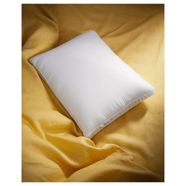 PRAKTVÄDD Ergonomic pillow, side sleeper, 43x56 cm