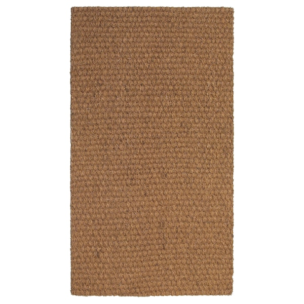 SINDAL door mat natural 80 cm 50 cm 12 mm 0.40 m² 2125 g/m²