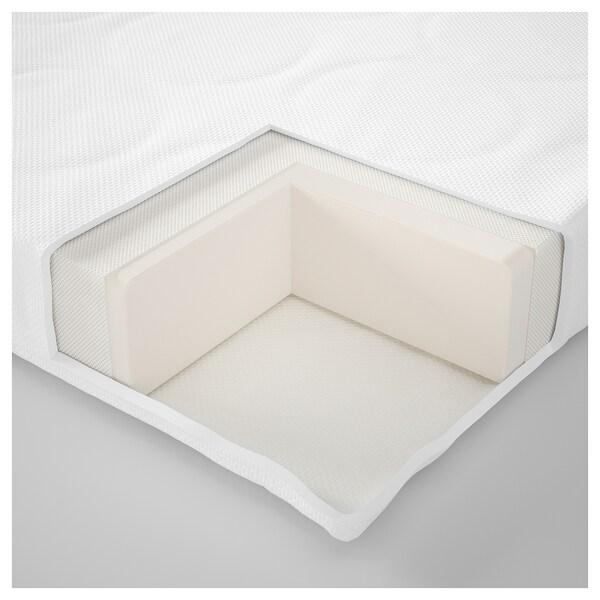 SKÖNAST مرتبة أسفنجية لمهد, 60x120x8 سم
