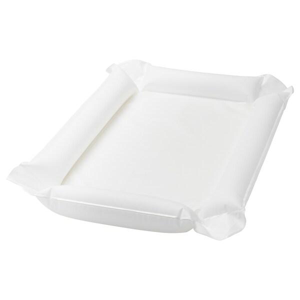 SKÖTSAM لبادة للعناية بالطفل, أبيض, 53x80x2 سم