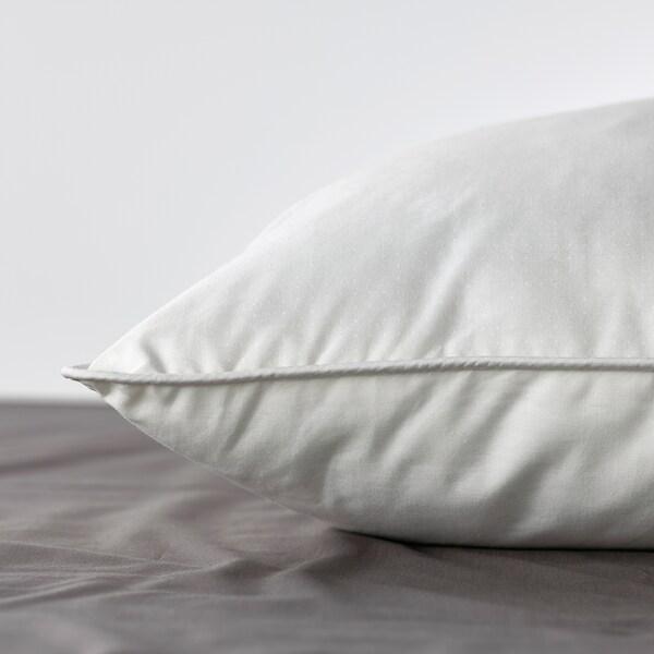 SKOGSFRÄKEN Pillow, low, 50x60 cm