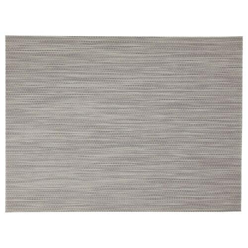 SNOBBIG place mat light grey 45 cm 33 cm