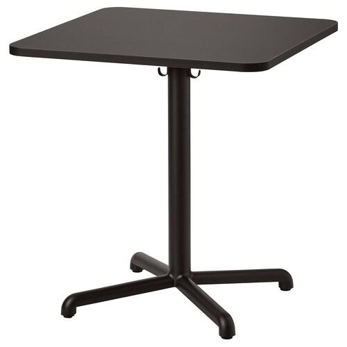 STENSELE table anthracite/anthracite 70 cm 70 cm 75 cm