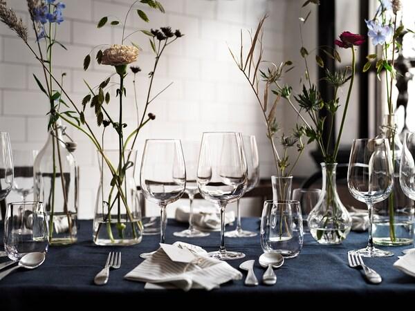STORSINT كأس, زجاج شفاف, 68 سل