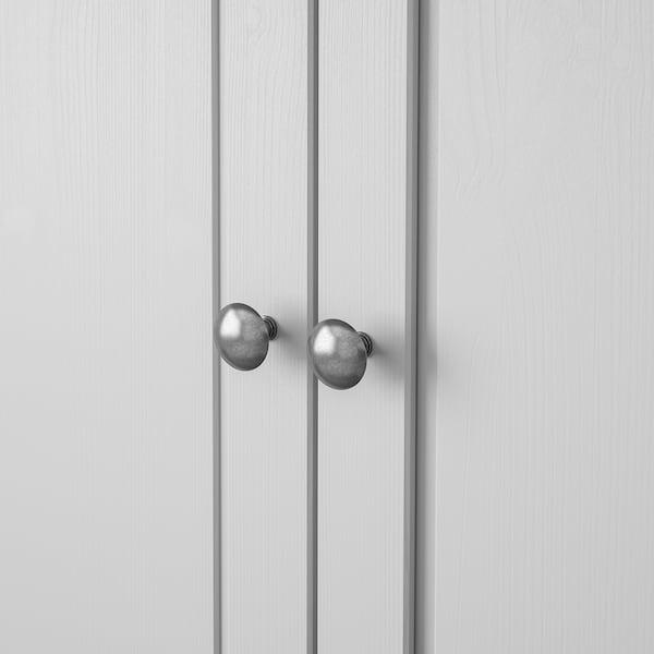 SUNDVIK Wardrobe, grey, 80x50x171 cm