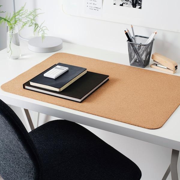 SUSIG لبادة مكتب, عازل حرارة من الفلّين, 45x65 سم